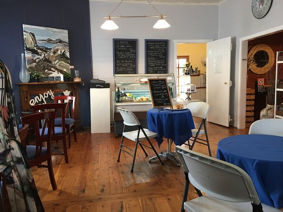 Jayes Gallery and Cafe - Lismore Accommodation