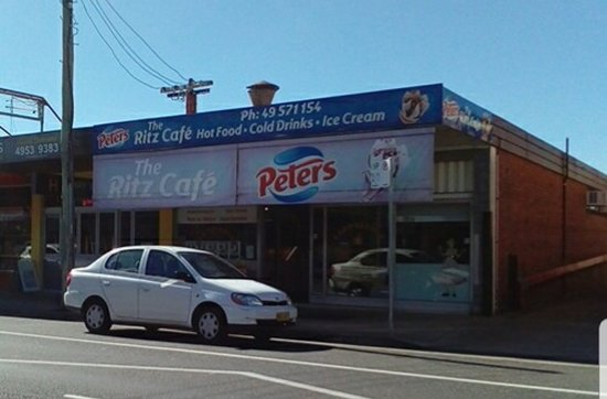 The Ritz Cafe - Lismore Accommodation