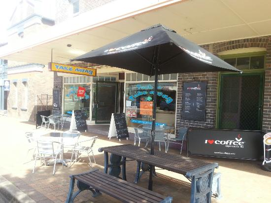 Tuck in Takeaway - Lismore Accommodation