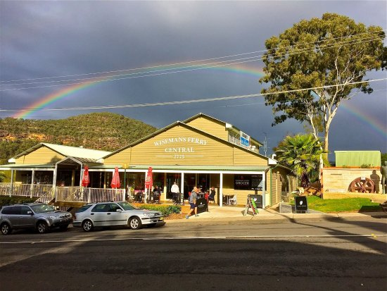 Wisemans Ferry Grocer Cafe - Lismore Accommodation