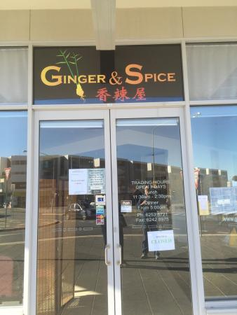 Ginger and Spice - Lismore Accommodation