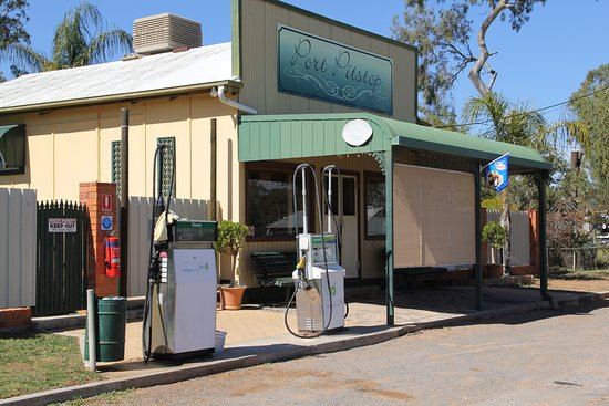 Port Pit-Stop Cafe - Lismore Accommodation