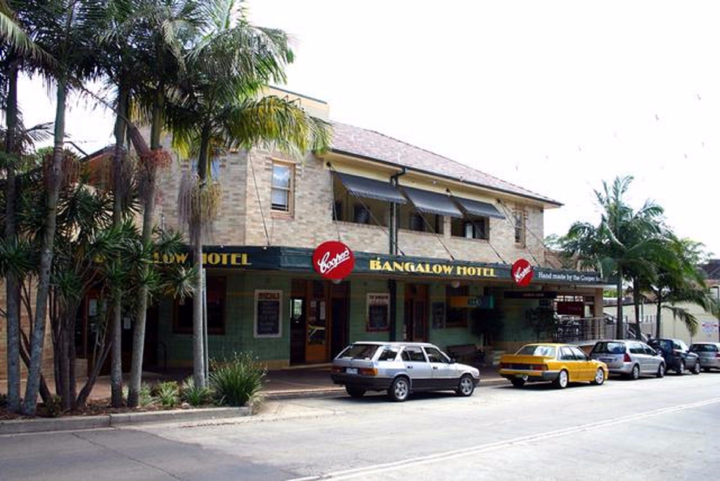 Bangalow Hotel - Lismore Accommodation