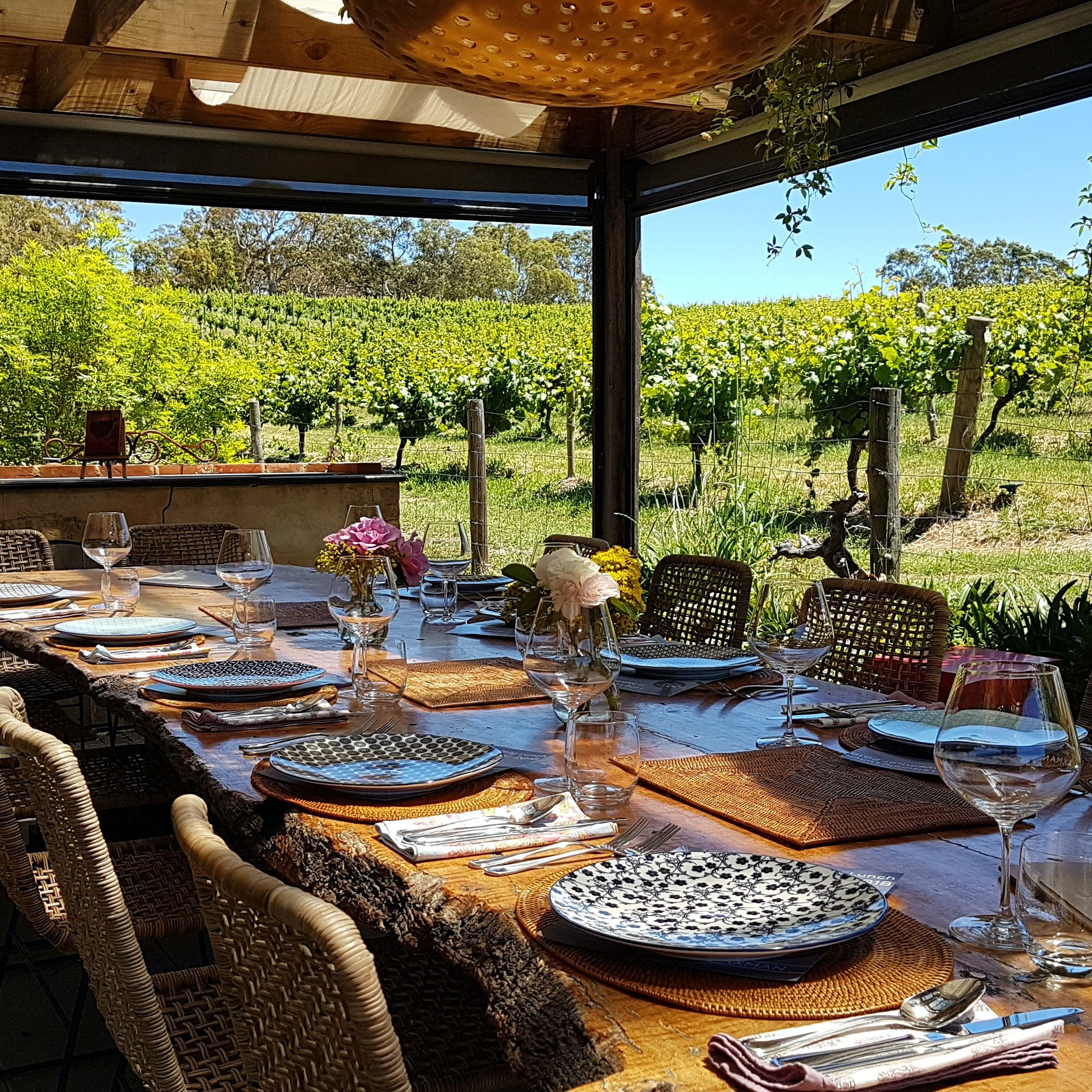 Flaxman Wines - Lismore Accommodation