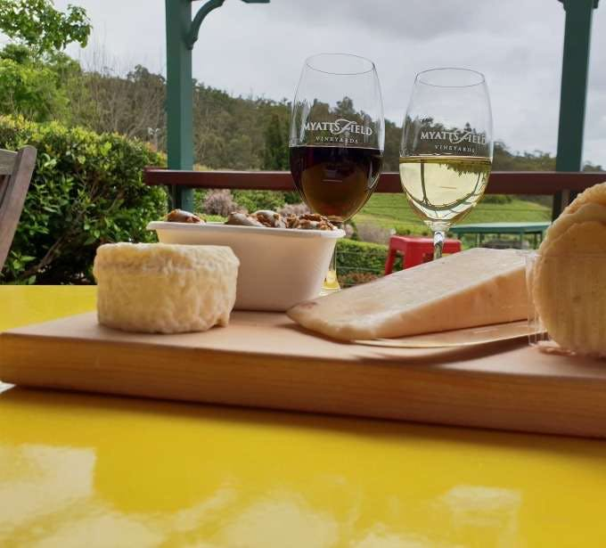 Myattsfield Winery - Lismore Accommodation