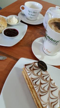 Gumnut Patisserie - Lismore Accommodation
