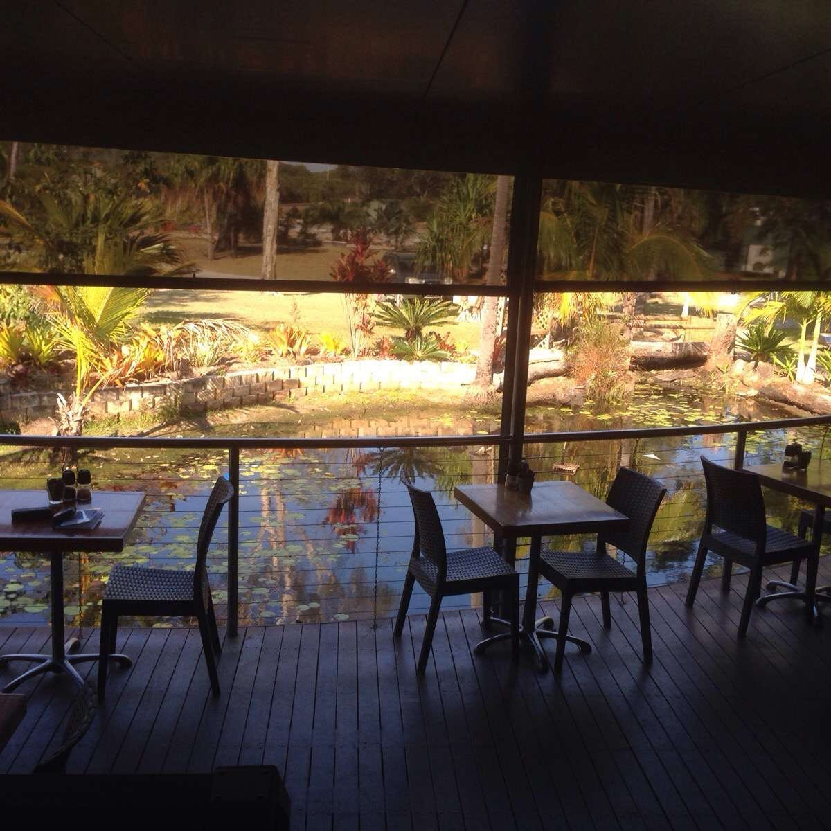 Getaway Garden Cafe - Lismore Accommodation