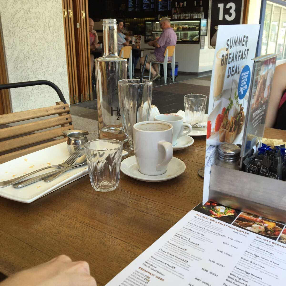 The Coffee Club - Grand Hotel - Gladstone - Lismore Accommodation
