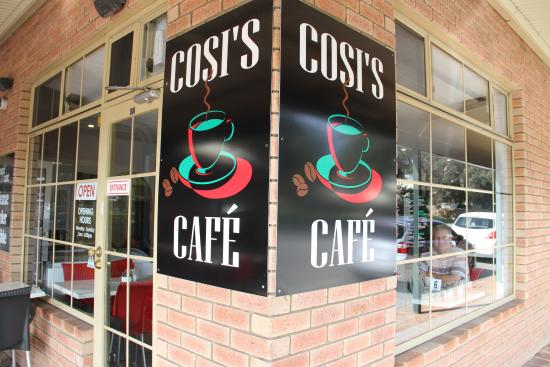 Cosis Cafe - Lismore Accommodation