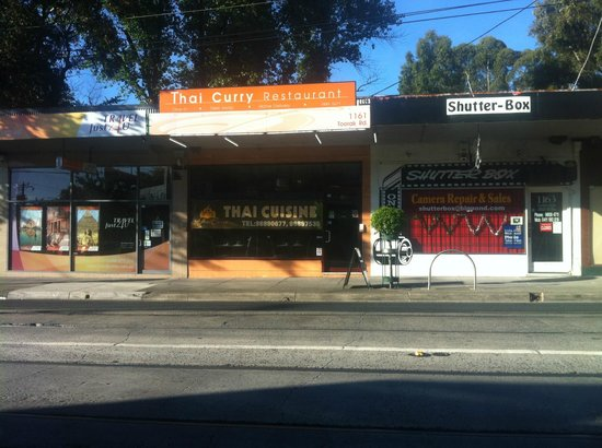 Thai Curry Restaurant - Lismore Accommodation