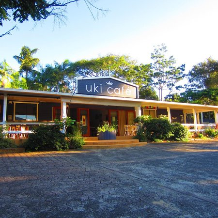 Uki Cafe - Lismore Accommodation