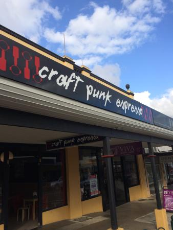 Craft Punk Espresso - Lismore Accommodation