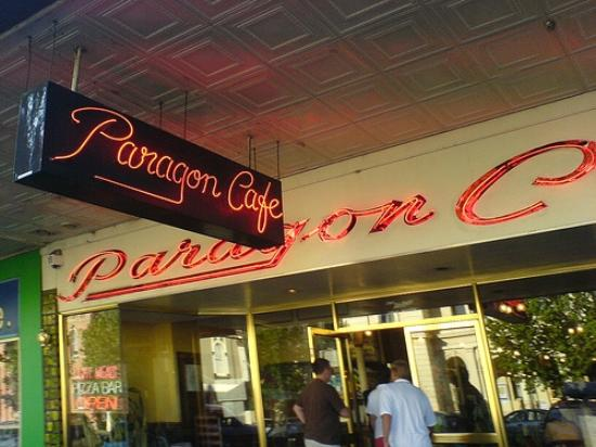 Paragon Cafe - Lismore Accommodation