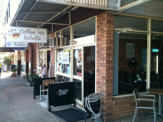 Coffee On Isabella - Lismore Accommodation