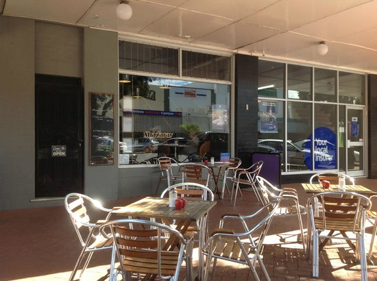 Cafe Shazaray - Lismore Accommodation