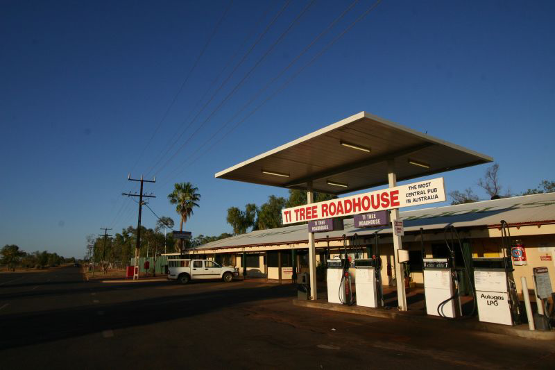 Ti Tree Roadhouse - Lismore Accommodation