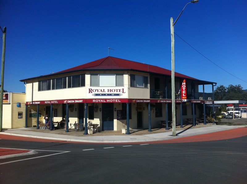 Royal Hotel - Lismore Accommodation