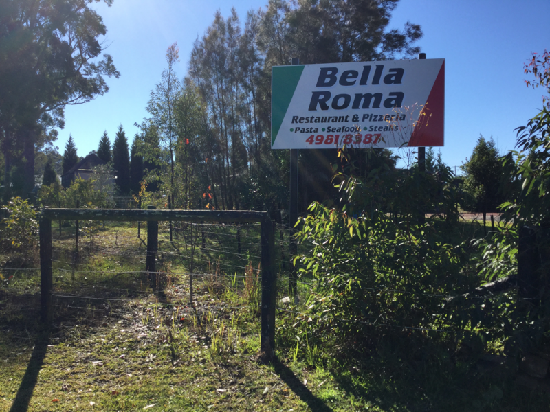 Bella Roma Italian Restaurant - Lismore Accommodation