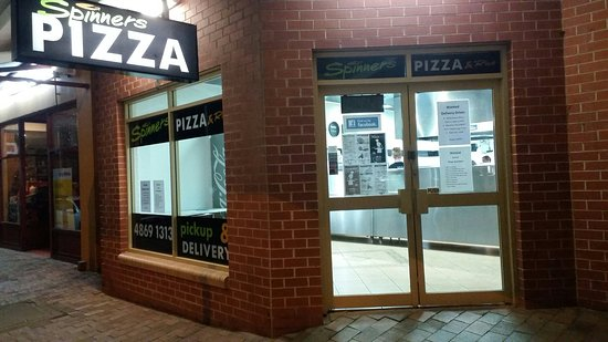 Spinners Pizza - Lismore Accommodation