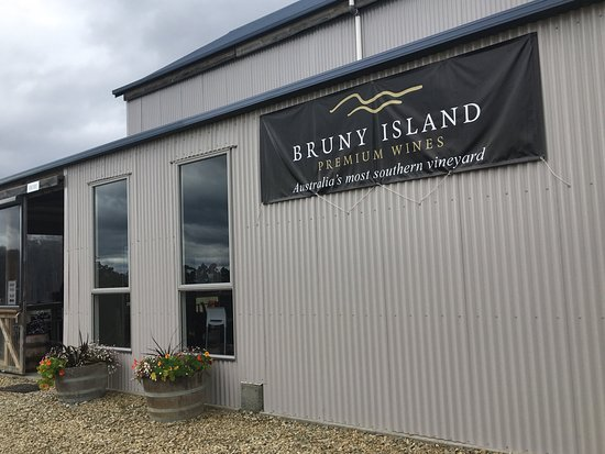 Bruny Island Wines Grill - Lismore Accommodation