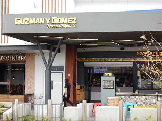 Guzman y Gomez - Belmont - Lismore Accommodation