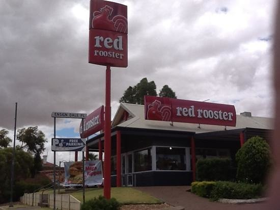 Red Rooster - Lismore Accommodation