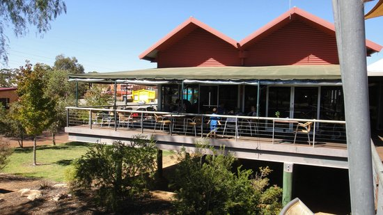 Rivers Edge Cafe - Lismore Accommodation