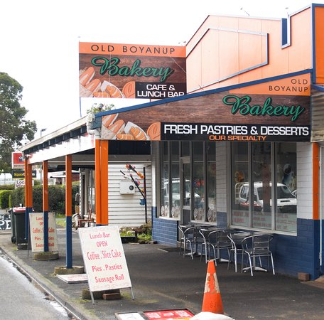 The Old Boyanup Bakery Cafe - Lismore Accommodation