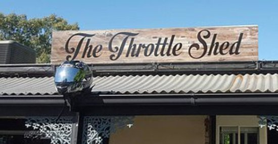 The Throttle Shed - Lismore Accommodation
