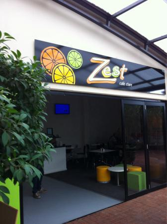 Zest Cafe - Lismore Accommodation