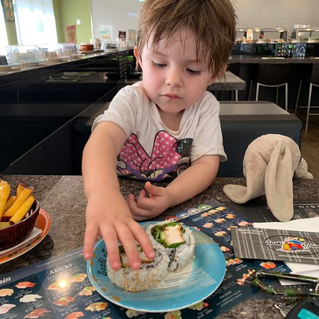 Sushi Train - Lismore Accommodation