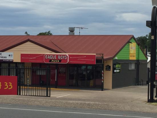 Eagle Boys Pizza - Lismore Accommodation