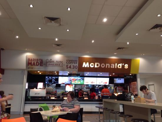 Mcdonald's Family Restaurants - Lismore Accommodation