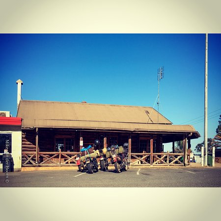 Gold Nugget Truck Stop - Lismore Accommodation