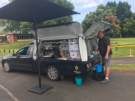 Mister Barista Mobile Coffee - Lismore Accommodation