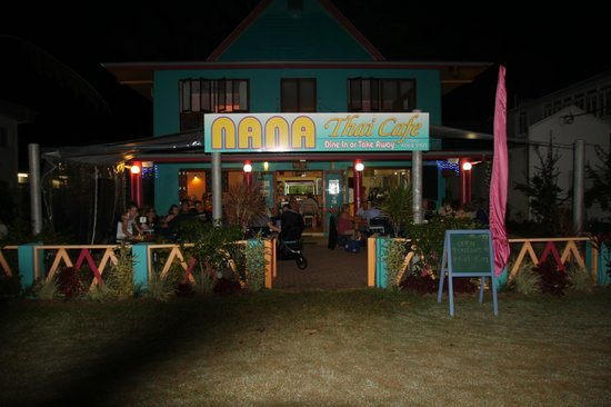 Nana Thai Cafe - Lismore Accommodation