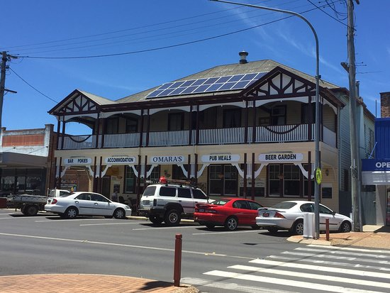 Omaras - Lismore Accommodation