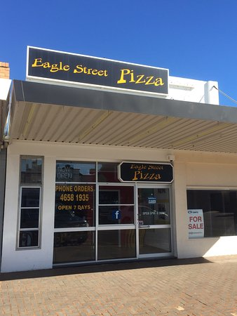 Eagle Street Pizza - Lismore Accommodation