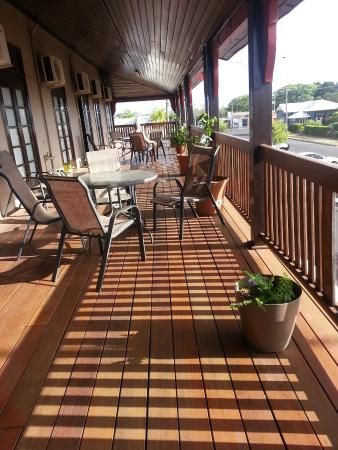 Commercial Hotel Clermont - Lismore Accommodation