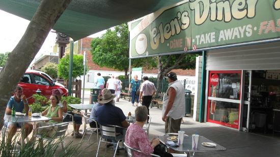 Glen's Diner - Lismore Accommodation