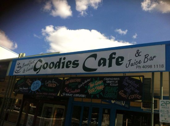 Goodies Cafe - Lismore Accommodation