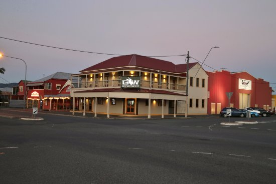 Great Western Hotel - Lismore Accommodation
