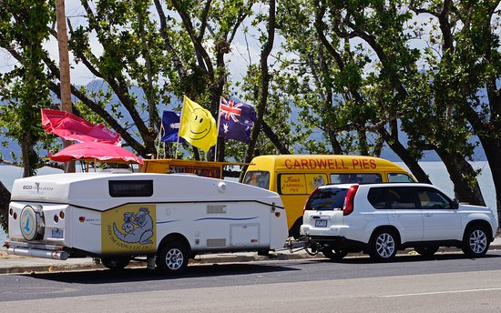 Jessies Cardwell Pies mobile Van - Lismore Accommodation