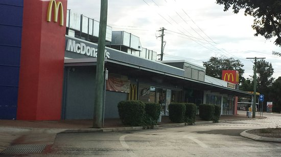 McDonalds Childers - Lismore Accommodation