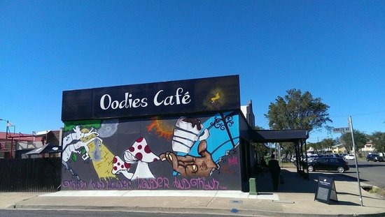 Oodies Cafe - Lismore Accommodation