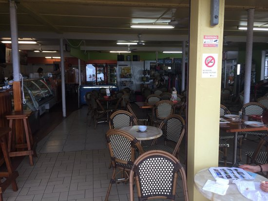 Seaview Deli Cafe - Lismore Accommodation