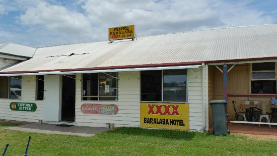 Baralaba Hotel - Lismore Accommodation