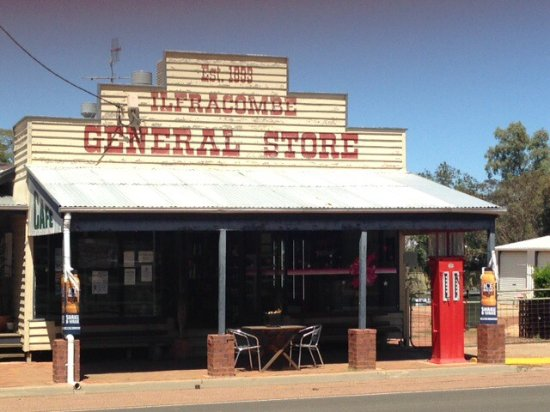 Ilfracombe General Store  Cafe - Lismore Accommodation