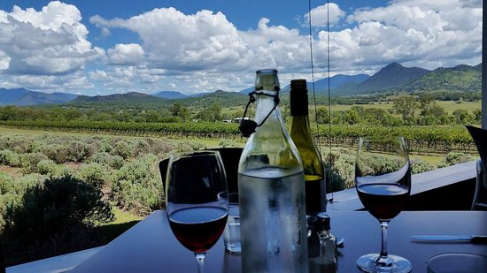 Kooroomba Vineyards Restaurant - Lismore Accommodation