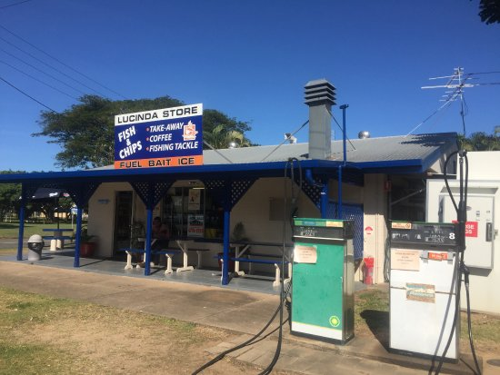 Lucinda Jetty Store  Take-Away - Lismore Accommodation
